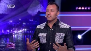 #الليلة_دي | شاهد.. أحمد فهمي يجسد مشهد الغزل المحذوف مع شيرين من مسلسل طريقي علي الهواء