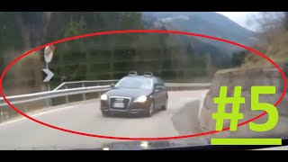 #5 INCIDENTI stradali DIRETTA ITALIA 2016 (Driving in Italy)