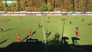 Freddy Mveng - 14.10.2017 - FC Köniz 1 x 3 FC Sion - Promotion League