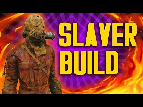 Fallout 4 Builds - The Slaver - Empire Builder (Wasteland Workshop DLC Build)