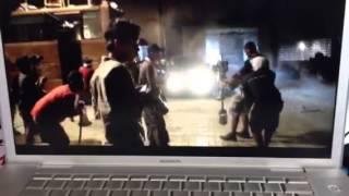Guardian behind the scene indonesia movie actress Sarah Car
