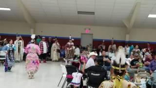 Women's jingle song 2 Concho powwow