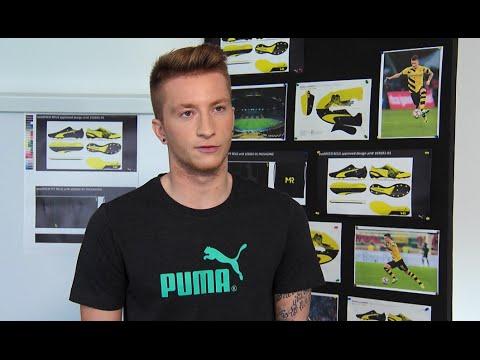 Xxx Mp4 Marco Reus Designt Fussballschuh Puma EvoSPEED 1 3 MR FG 3gp Sex