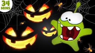 Halloween | Om Nom Stories: Halloween Special | Halloween Cartoons | HooplaKidz TV