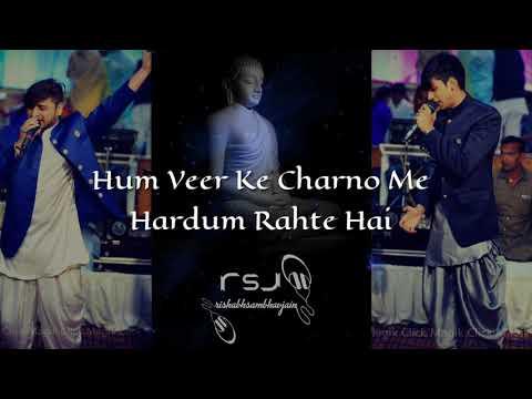Jain hone ka parichay Original   RSJ   Rishabh sambhav jain    New Jain bhajan   New Jain Song