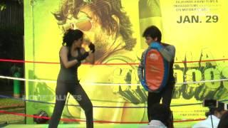 Saala Khadoos - Boxing Scene - R Madhavan & Ritika Singh