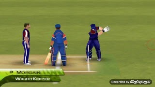 cricket T20 fever android gameplay