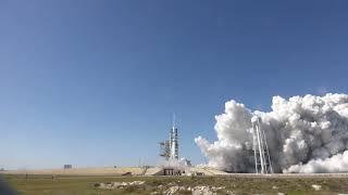 Falcon Heavy Demo | Static Fire