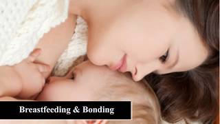 Breastfeeding &  Bonding  .