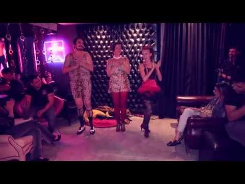 Noites de Cabaré O Circo Adulto Invade o Valen Bar18