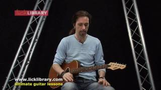 Guns N' Roses - Patience - Guitar Lesson with Michael Casswell