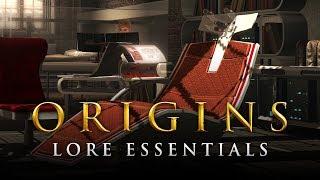 Assassin's Creed Origins - Lore Essentials EP 1: The Animus