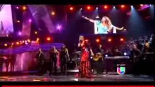 VIDEO COMPLETO; Homenaje a Jenni Rivera en Premios Lo Nuestro 2013 ((Te Extrañare))