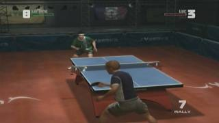 Ping Pong Video Game By Rockstar