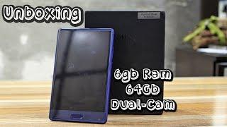 Dooge Mix 6 Gb Ram Unboxing   Best Budget Phone!!