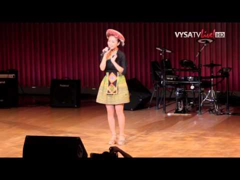 Cô gái vót chông Quỳnh Anh quán quân Tìm kiếm tài năng Việt tại Nhật