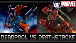 นักฆ่าปากหมาเจอนักฆ่าผู้ฆ่าเทพ[Deadpool VS Deathstroke]comic world daily