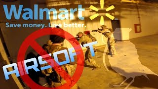 😊Wal-Mart KILLED Airsoft?