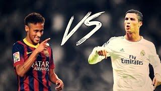 C. Ronaldo & Neymar Jr-2015