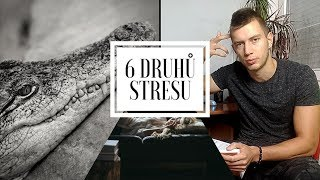 6 Druhů stresu | JAK SE ZBAVIT STRESU?