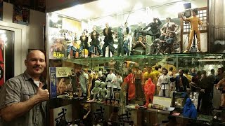The Hector Martinez Bruce Lee / Brandon Lee Collection 2017