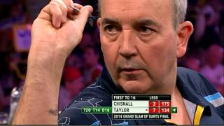 Phil Taylor v Dave Chisnall | FINAL | Grand Slam of Darts 2014