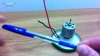 كيف تصنع عصّارة ليمون كهربائية...How to make an Electric Lemon squeezer
