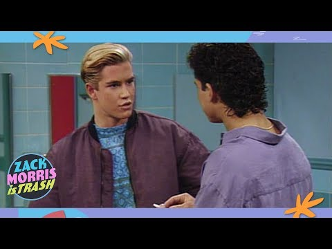 The Time Zack Morris Narc d On A Friendly Movie Star For Smoking Weed