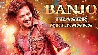 Banjo TEASER Out | Riteish Deshmukh | Nargis Fakhri