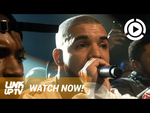 Drake & Skepta Shut Down Section Boyz #SectionTour | @drake @skepta