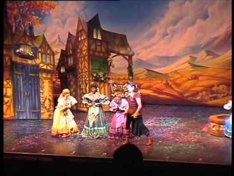 La Bella y la Bestia Musical Completo en español