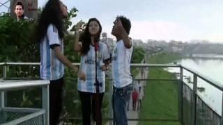 Messi Bangla Song By Masum, Sajal, Zakiya Sultana Kornia HD Video Song 720p HD