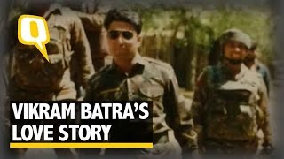 The Quint: 'I Wish He Was Here': The Heartbreaking Love Story of Vikram Batra  - The Quint