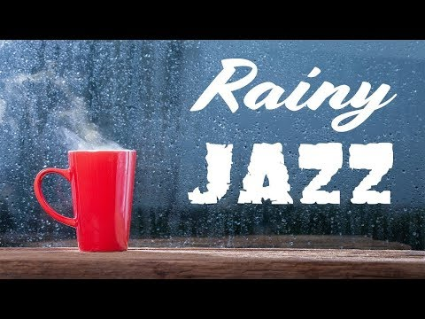 Relaxing Rainy Jazz Lounge Jazz Radio Music For Work & Study Live Stream 24 7