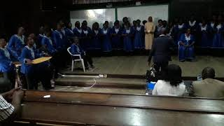 St Patrick's Migwan Kitui Diocese  with their own Arrangement at National level Nakuru.