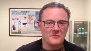 Testimonial Low Back Pain at Clarks Osteopathic Healthcare Benfleet Essex physio chiropractor