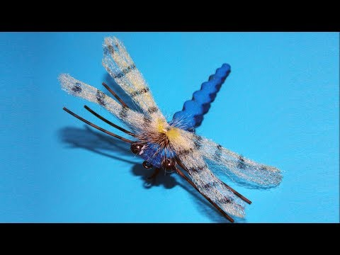Xxx Mp4 Easy Adult Dragonfly Fly Tying Instructions By Ruben Martin 3gp Sex