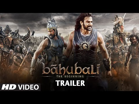 Baahubali Trailer || Prabhas, Rana Daggubati, Anushka Shetty, Tamannaah || Bahubali Trailer