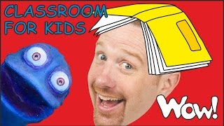 Magic English Play for Kids | English Stories Steve and Maggie with Bobby | New on Wow English TV