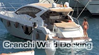 Cranchi Wind Docking