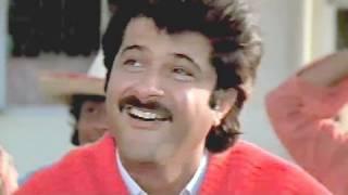 Ek Do Teen Char - Anil Kapoor, Amit Kumar, Tezaab Song (k)