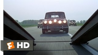 The Italian Job (8/10) Movie CLIP - Get The Wheels In Line (1969) HD