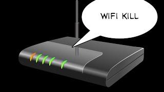কিভাবে wifi kill মারবেন& wifi spared বারাবেন