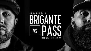 KOTD - Rap Battle - Bishop Brigante vs Pass | #BO6ix