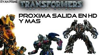 Transformers 5 The Last Knight/El Último caballero , Noticias próxima salida  de la película HD