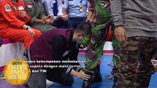 Games Ikat Tali Sepatu Bersama Anggota TNI [Dahsyat] [7 10 2015]