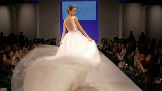 solo merav 2017 NY Bridal week runway