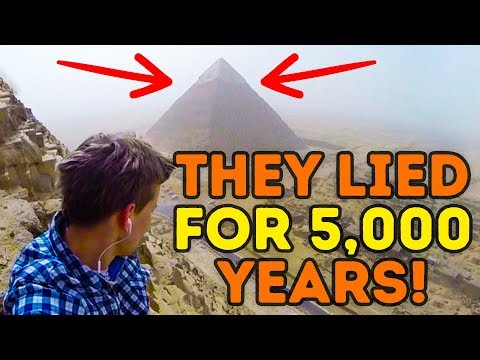 Xxx Mp4 The Great Pyramid Mystery Has Finally Been Solved 3gp Sex