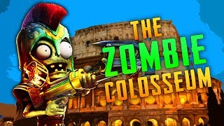 THE ZOMBIE COLOSSEUM (Call of Duty Zombies)