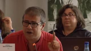 Amitava Bhattacharya - talk on Culture & Development in addressing Inclusion - Kos, Greece, Jul 2016
